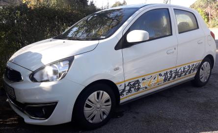 Kfz WM-ZV-620 - Carsharing Pfaffenwinkel Teil Auto Weilheim OekoMobil Pfaffenwinkel eV